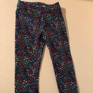Gymboree Baby & Toddler Girls Floral Pants Size 3T